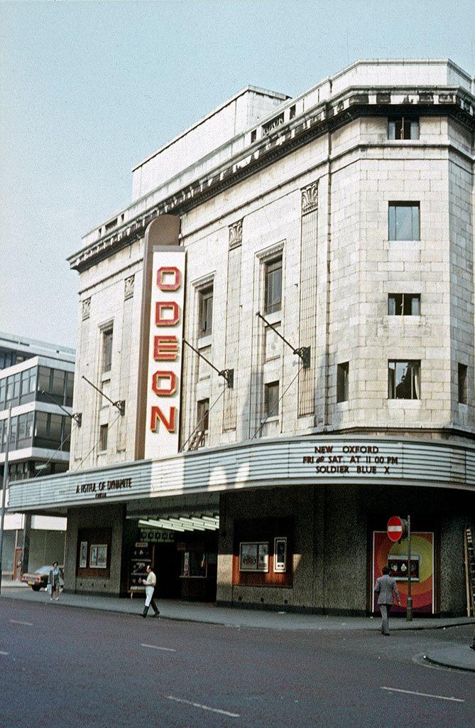 Odeon Cinema Manchester